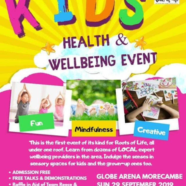 Kids Health & Wellbeing Event