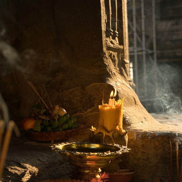 Health Benefits of Incense